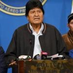 Estaré donde sea mejor para Bolivia: Evo Morales