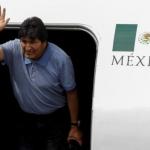 Más cómodo en Argentina que en México: Evo Morales