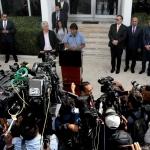 Elogia López Obrador a Evo Morales y no descarta reunirse con él
