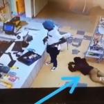 Le roba cliente a ladrón armado y se hace viral