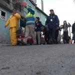 Residentes de Lomas del Rubí se siguen negando a desalojar predios etiquetados en rojo