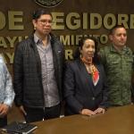 Realizan primera mesa regional de seguridad en Playas de Rosarito