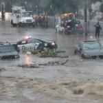 Lluvias afectaron a turismo en Acción de Gracias