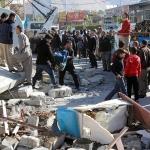 Al menos 6 muertos y más de 300 heridos tras sismo en Irán
