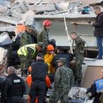 18 muertos y más de 300 heridos por sismo en Albania