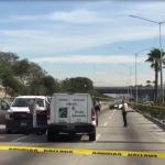 Atropellan a hombre en Vía Rápida Poniente y se fuga el conductor