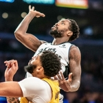 Asombra Clippers en remontada a Lakers