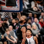 Triunfo importante de Clippers ante Wizards