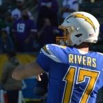 Philip Rivers inseguro de su futuro en Chargers