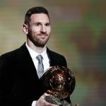 Lionel Messi ganó el Ballon d'Or 2019
