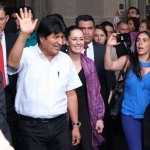 AMLO: Evo Morales se despidió, pero no para siempre