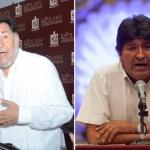 Pide Noroña 160 mil pesos al mes para Evo Morales
